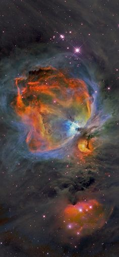 The Great Orion #Nebula. #space #hubble