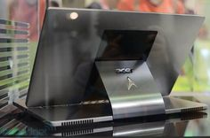 Acer shows off Aspire R7 Star Trek edition
