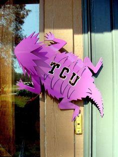 TCU frog