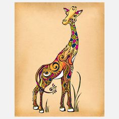 Fab.com | Giraffe 11...