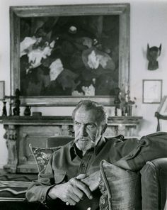 Vincent Price - Great photo