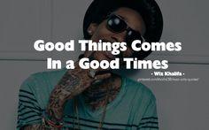 5a9ad019178cf4167205c9eeb10de5a3 Wiz Khalifa Quotes About Haters
