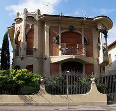 Art Nouveau a Firenze.