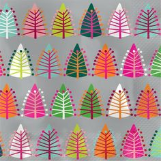 Pink Sugar Trees