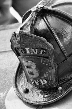 Providence Fire Department Helmet