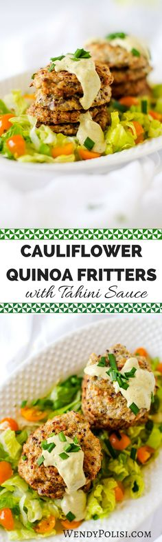 Cauliflower Quinoa F