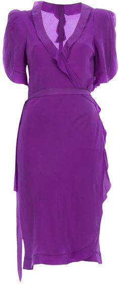 Sonia Rykiel - Wrap Dress