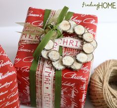 Gift Wrapping Ideas: