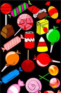 Candy Rhythm Koosh ball game!