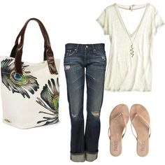 comfortable and casual!