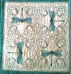 Beach House quilt...love this!