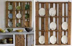 Pallet Plate Display