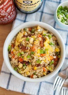 Recipe: Fried Cauliflower Rice