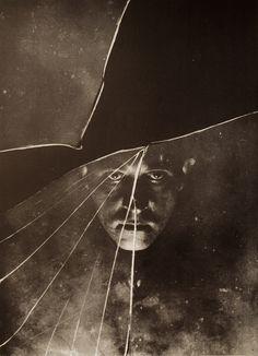 Self Portrait, 1914, by Stanisław Ignacy Witkiewicz