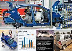 Indian Car Makers Enhance the Hatchback - WSJ