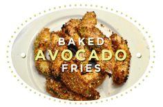 Baked Avocado Fries - Holy Guacamole!