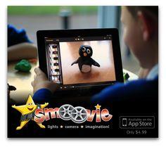 Smoovie: Stop Motion Animation App for iPad