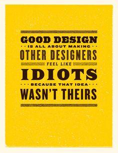 Designers' TRUTH