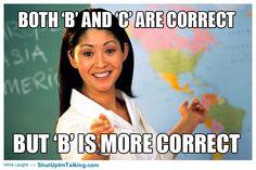 oh nursing school...