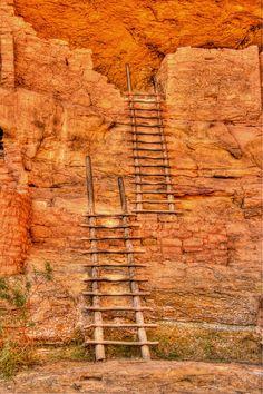 Mesa Verde National Park near Durango, Colorado, a UNESCO World Heritage site. #travel #colorado