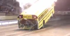 """Jet Propelled """"Cool Bus""""  Your kids will never be late to school again!   Found on Being Latino Page..  www.jamesellisfit.com James Ellis"""