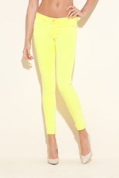 colored pants <3