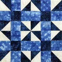 Free Block Pattern: Ooh-Rah Block 4
