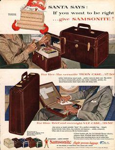 Samsonite ad