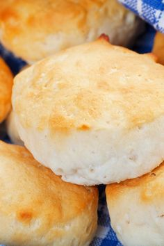 Mayonnaise Biscuits Recipe - Only 3 Ingredients