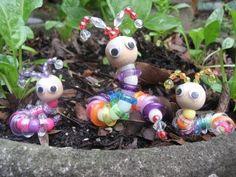 Adorable Garden Bugs