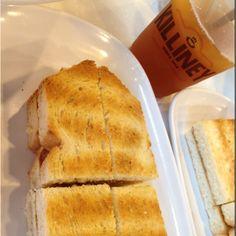 Kaya toast from Killiney