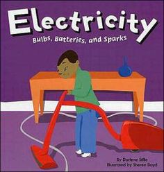Informational. A book all about electricity with tons of fun facts. Would be a good book for a classroom library or for learning about the elements of a book.