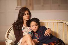 """May 11 marks the nationwide release of Girl in Progress, starring Eva Mendes. The film, described as """"comedic and poignant,"""" features Mendes as single mother Grace, who is too wrapped up in work and her affair with a married man (played by Matthew Modine) to notice that her teenaged daughter, Ansiedad, is crying out for attention."""