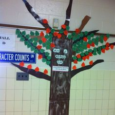 Random Acts of Kindness Tree