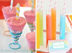 Tons of party ideas - bjl