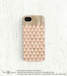 iPhone 5 case triangle iPhone 4 case geometric iPhone by TonCase, $19.99