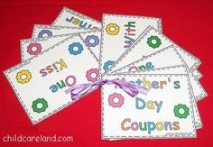 Mother's Day Coupons - Pinned by @PediaStaff – Please Visit  ht.ly/63sNt for all our pediatric therapy pins