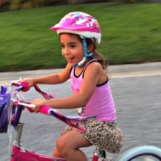 Better safe than sorry! Bicycle safety