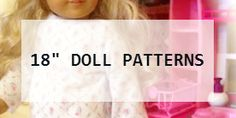 "American Girl 18"" Doll Archives - All Things With Purpose"