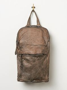 Free People Giogrio Brato Leather Backpack, $898.00
