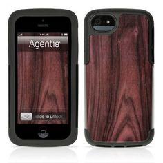 Agent18 - iPhone 5 Hero LTD. Wood $40