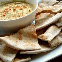 Receta de Hummus Fácil