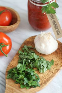the best EVER marinara sauce with an easy recipe here: http://www.stylemepretty.com/living/2013/04/24/best-ever-marinara-sauce-homemade-pasta/