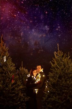 Christmas-Inspired Wedding Theme