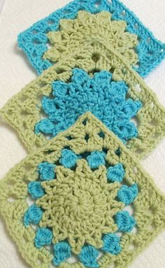 """Free pattern for """"Charity Square 2"""" by Donna Mason-Svara!"""
