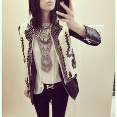 This jacket! Love!