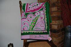 Vera Bradley Pinwheel Pink Beach Towel Retired