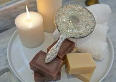 #WatchandPin  #DearGenevieve  Bath accessories and soap dish.  (Air Date:  Sept 21 5pmEST)
