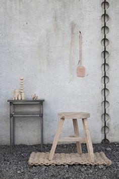 When concrete meets wood by Amanda Rodriguez