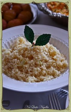 Pan Buttered Rice